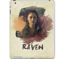 Raven - The 100 -  Brush iPad Case/Skin
