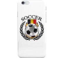Belgium Soccer 2016 Fan Gear iPhone Case/Skin