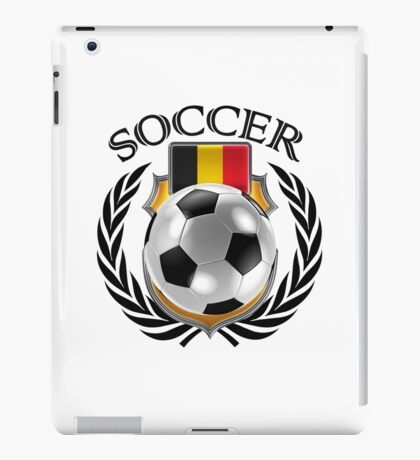 Belgium Soccer 2016 Fan Gear iPad Case/Skin