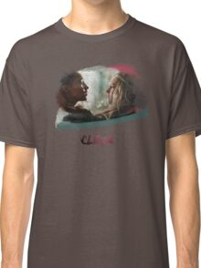 Clexa - The 100 - brush Classic T-Shirt