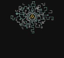 The Legend of Zelda - Twilight Triforce Unisex T-Shirt