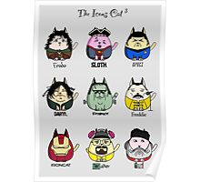 The Icons Cat vol.3 Poster