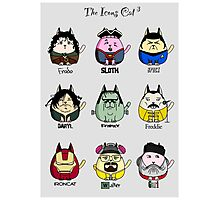 The Icons Cat vol.3 Photographic Print