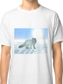 Arctic ox On The Ice Classic T-Shirt