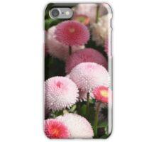 Flores Rosas iPhone Case/Skin