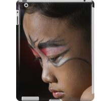 Preparing for the performance iPad Case/Skin