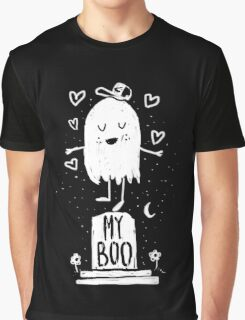 My Boo Graphic T-Shirt