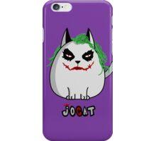 Joker the Cat iPhone Case/Skin