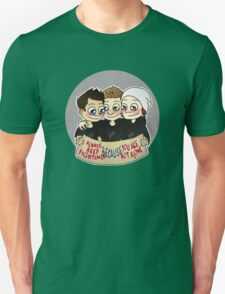 Always Keep Fighting because You Are Not Alone (AKF & YANA) T-Shirt