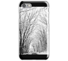 Struggling Trees iPhone Case/Skin