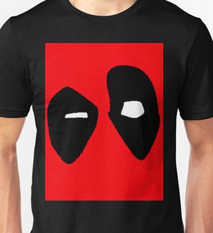 Minimalist Pool Unisex T-Shirt