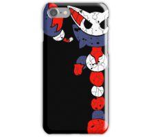Tri-Tone Gliscor Pokemon Design [Broken] iPhone Case/Skin