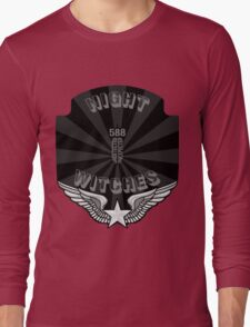 Night Witches Long Sleeve T-Shirt