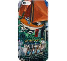 Dufy Raoul - Fte Nautique The Regatta 1920-1922 , Seascape  iPhone Case/Skin