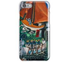 Dufy Raoul - Fte Nautique The Regatta 1920-1922 , Seascape  iPhone Case/Skin