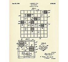 Game Apparatus-1945 Photographic Print
