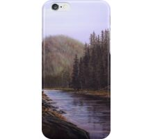 South Fork of The Payette River iPhone Case/Skin