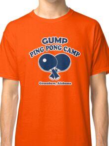 Gump Ping Pong Camp Classic T-Shirt