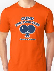 Gump Ping Pong Camp T-Shirt