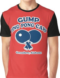 Gump Ping Pong Camp Graphic T-Shirt