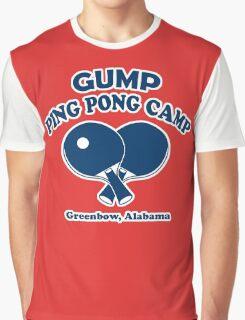 Gump Ping Pong Camp Graphic T-Shirt