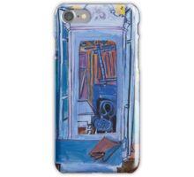 Dufy Raoul - Window Opening on Nice 1928 ,   Seascape  iPhone Case/Skin