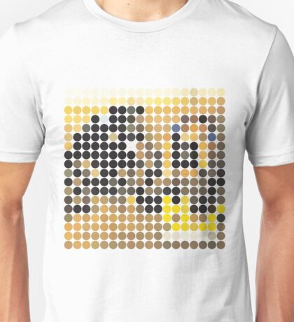 BLUR, PARKLIFE, BENDAY DOTS  Unisex T-Shirt