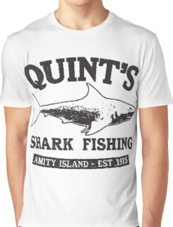JAWS cool shark Graphic T-Shirt