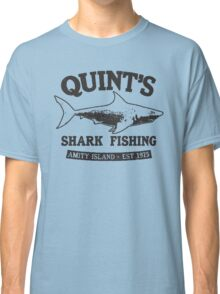 JAWS cool shark Classic T-Shirt