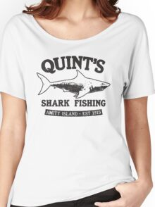 JAWS cool shark Women's Relaxed Fit T-Shirt