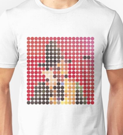 CAPTAIN BEEFHEART, TROUT MASK REPLICA, BENDAY DOTS Unisex T-Shirt