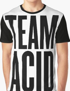 Team Acid! Graphic T-Shirt