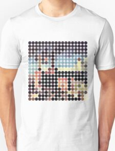 PINK FLOYD, ANIMALS, BENDAY DOTS Unisex T-Shirt