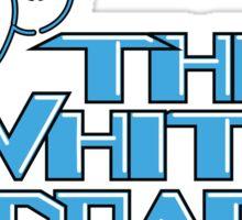 White Dragon - Noodle Bar White Variant Sticker