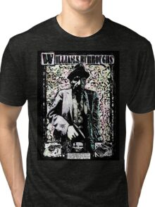 William Burroughs. Tri-blend T-Shirt