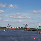 Zaanseschans by Robert Abraham