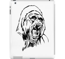 GORILLA iPad Case/Skin