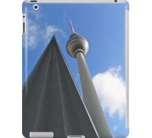Berlin TV Tower, Alex iPad Case/Skin
