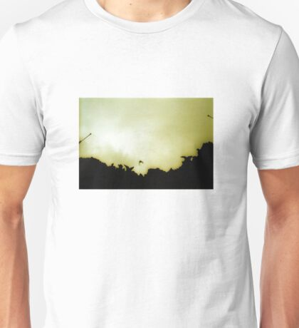 Basilika Sagrada Familia - Barcelona - with one Dove Unisex T-Shirt