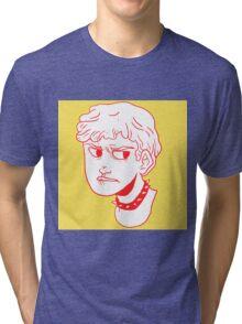 Collar Morty Tri-blend T-Shirt