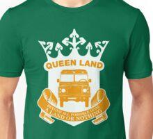 Queen Land Unisex T-Shirt