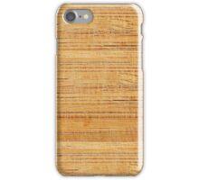 iPhone Case - Wooden Texture iPhone Case/Skin