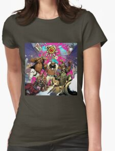 Flatbush Zombies Womens Fitted T-Shirt
