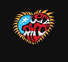 Corazon de Puerto Rico Unisex T-Shirt