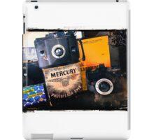 AGFA and ANSCO  iPad Case/Skin