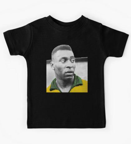 Pelè - Brazilian top player Kids Tee