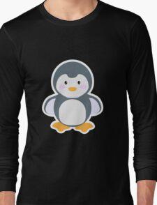 Freezing in the iceberg Long Sleeve T-Shirt