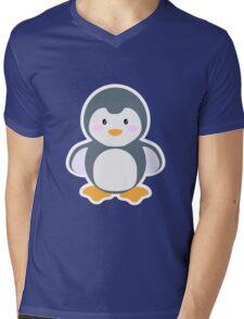 Freezing in the iceberg Mens V-Neck T-Shirt