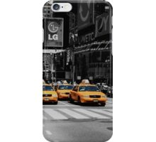 iPhone Case - New York (Black and White) iPhone Case/Skin