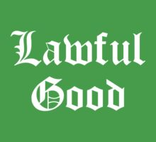 Lawful Good Kids Tee